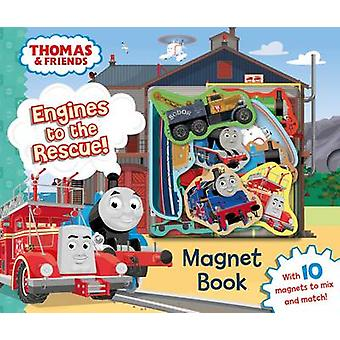 Thomas & Friends - Engines to the Rescue! Magnet Book - 9781405280334