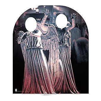 Angel Child grootte Doctor Who kartonnen uitsnede Stand-in huilen / Standee