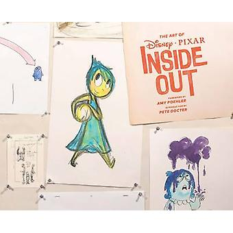 Art of Inside Out by Amy Poehler - Pete Docter - 9781452135182 Book
