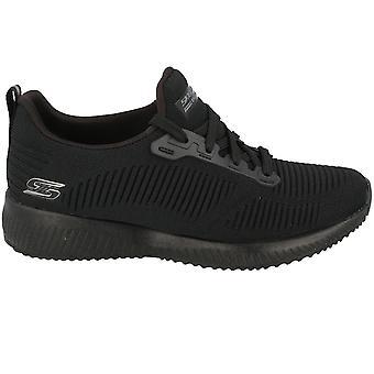 Skechers Bobs Squad 31362BBK uniwersalny letnie kobiety buty