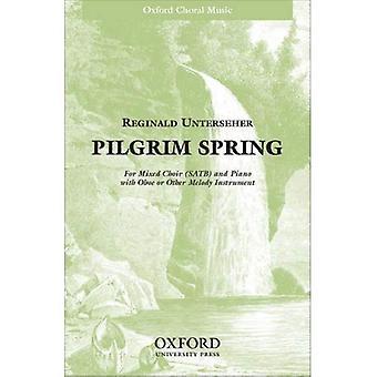 Pilgrim Frühjahr: Klavierauszug