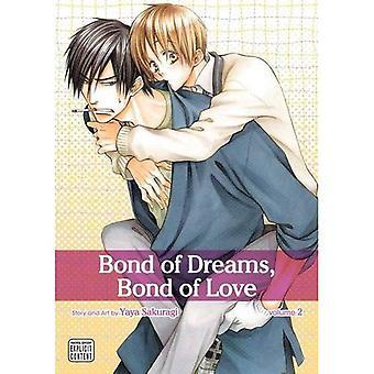 Bond of Dreams, Bond of Love, Vol. 2 - Yaoi Manga