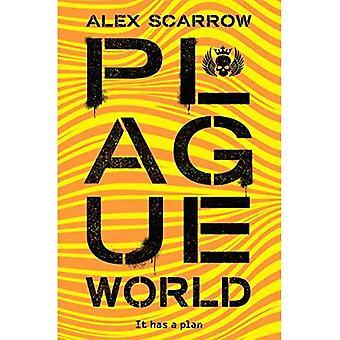 Fléau mondial (un roman recomposé)