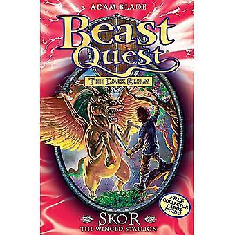 Skor the Winged Stallion (Beast Quest)