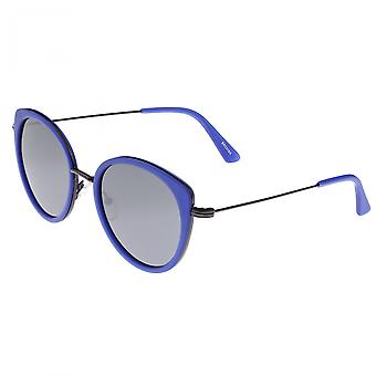 Bertha Sasha Polarized Sunglasses - Black/Black