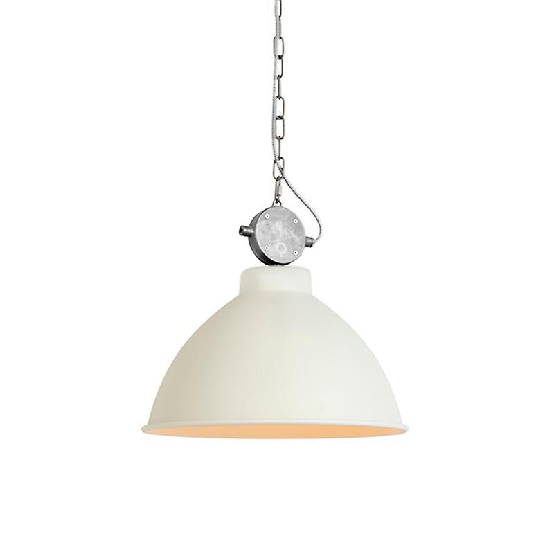 QAZQA pendentif Lamp Anterio 38 blanc