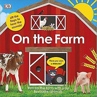 På gården: Kul på gården med din favorit djur [styrelse bok]