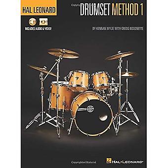 K. Wylie, G. Bissonette: Hal Leonard Drumset Methode Buch 1