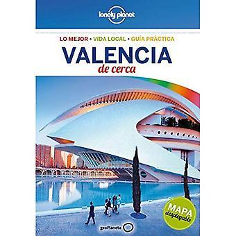 Lonely Planet Valencia de Cerca (Travel Guide)