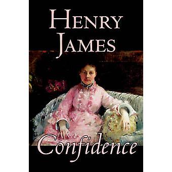 ヘンリー ・ ジェームズ ・ フィクション文学ジェイムス ・ ヘンリーによる自信
