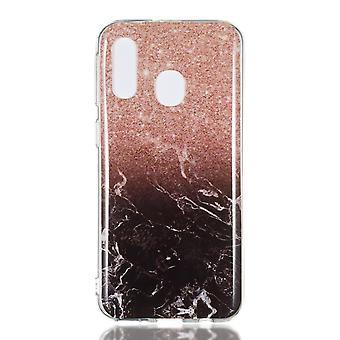 MTK Samsung Galaxy A40 TPU Marble-Style G