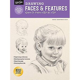 Drawing: Faces & Features: Learn to draw step by step (How to Draw & Paint)