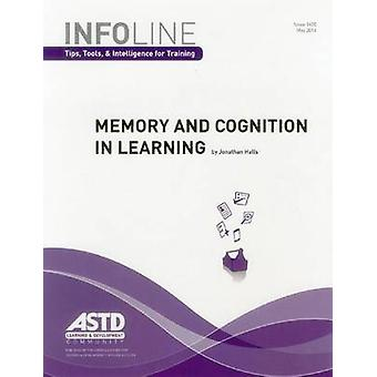 Memory and Cognition in Learning by Jonathan Halls - 9781562869557 Bo