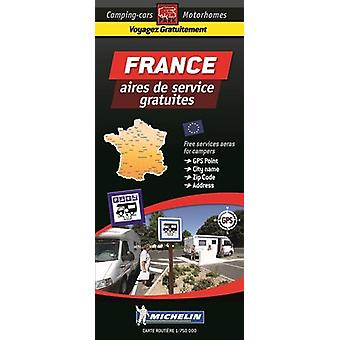 France Map - Motorhome Stopovers - 9782919004416 Book