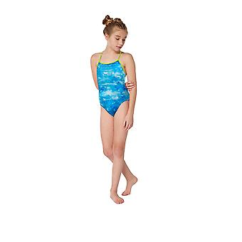 Maru Aquatix Pacer Fly Back Swimwear For Girls