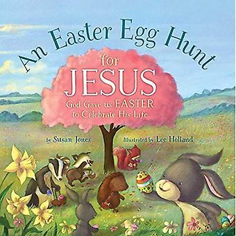 En Easter Egg Hunt för Jesus