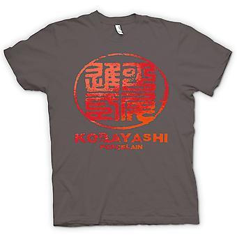Womens T-shirt - Kobayashi Porcelain - Unusual Suspects - Movie