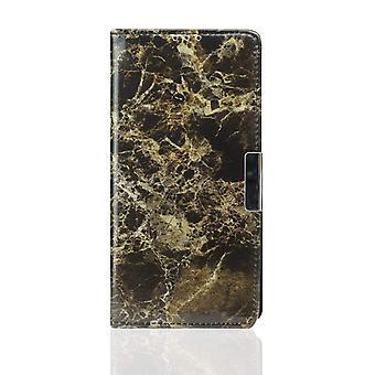 Lompakko kotelo marmori-Samsung Galaxy S10 +