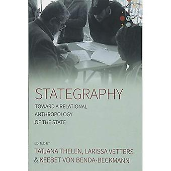 Stategraphy: vers une anthropologie relationnelle de l'état (études en analyse sociale)
