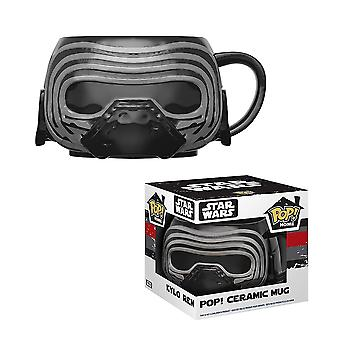 Star Wars Kylo Ren Pop! Mug
