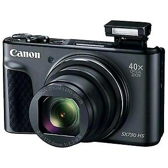 Canon powershot sx730 digital compact camera hs cmos sensor 20.3 mp stabilized optical zoom 40x touch screen inclinable 3