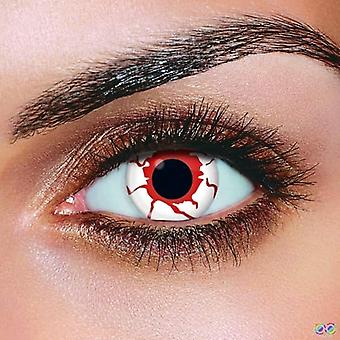 Blood Shot Contact Lenses (Pair)