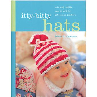 Storey Publishing Itty Bitty Hats Sto 52951