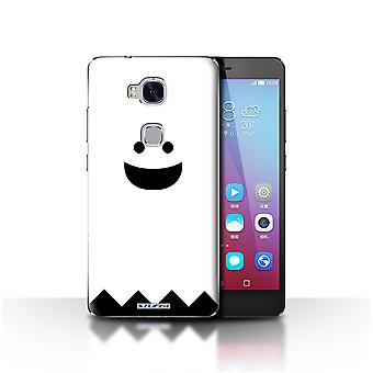 STUFF4 Case/Cover for Huawei Honor 5X/GR5/Ghost/Halloween Character