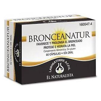 El Naturalista Bronceanatur 60cap (Dietetics and nutrition , Supplements , Body , Hair)