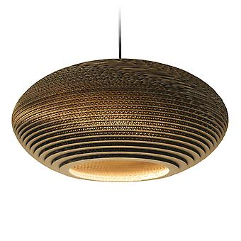 Graypants Disc Pendant Light 20