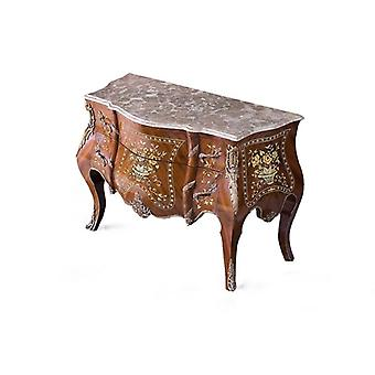 baroque chest of drawers antique style Louis XV MoKm0128
