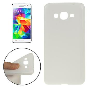 Protective case TPU case for mobile Samsung Galaxy Grand Prime SM G530H white