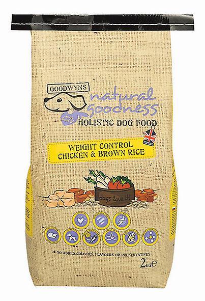 Goodwyns Weight Control Completechicken & Brown Rice 7.5kg