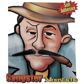 Gangster Pimp 1920s 19702 Detective Men Costume Moustache