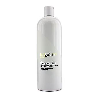 Label.M Peppermint Treatment (Refreshes and Stimulates Scalp) 1000ml/33.8oz