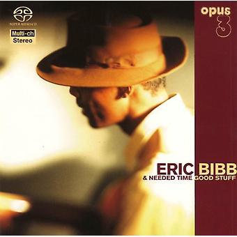 Eric Bibb & nødvendige tid - gode ting [SACD] USA importerer