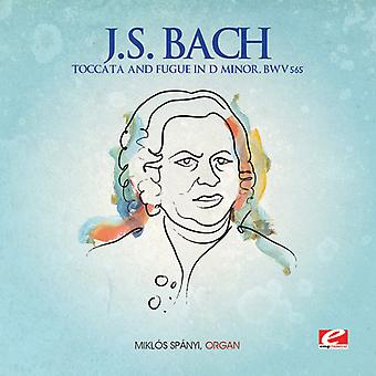 J.S. Bach - J.S. Bach: Toccata & Fugue en ré mineur, Bwv 565 USA import