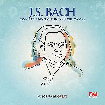 J.S. Bach - J.S. Bach: Toccata & Fuga i D-moll, Bwv 565 USA import