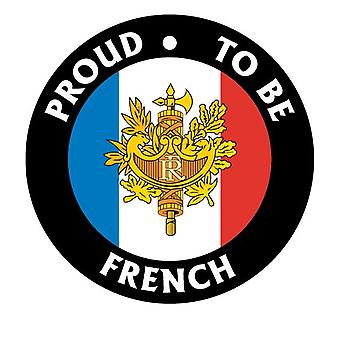 Proud To Be French Car Air Freshener