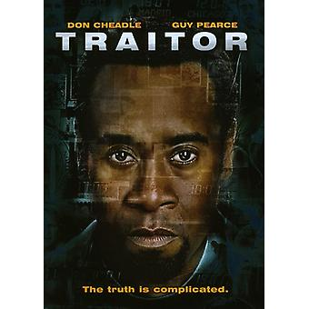 Traitor [DVD] USA import