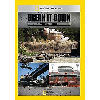 Break It Down [DVD] USA import