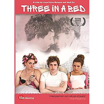 Three in a Bed [DVD] USA import