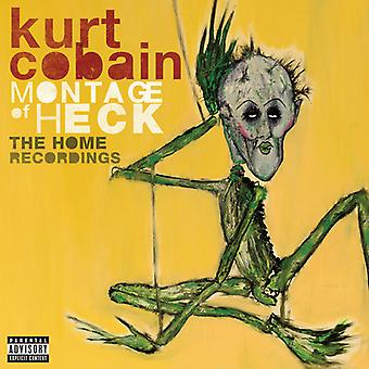 Kurt Cobain - Montage of He(Ex/LP) [Vinyl] USA import