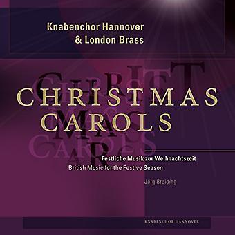 Byrd / Rutter / Willcocks / Breiding / Hannover - Christmas Carols [CD] USA import