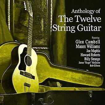 Anthology of the Twelve String Guitar - Anthology of the Twelve String Guitar [CD] USA import