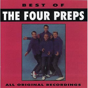 Fyra Preps - bäst av fyra Preps [CD] USA import