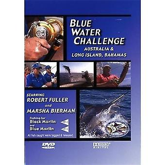 Blå vand udfordring: Venezeula & Cancun Mexico [DVD] USA importerer