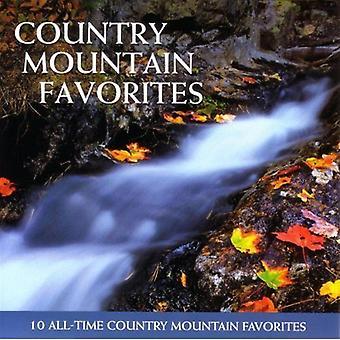 Fyrretræ træ String Band - land Mountain favoritter [CD] USA importerer