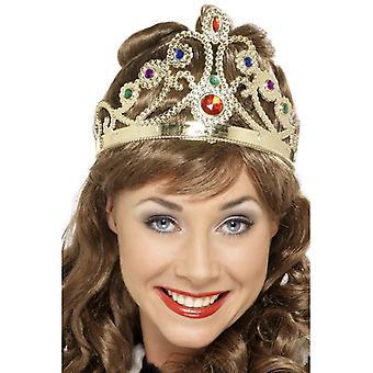 Prinzessinkrone Diadem Prinzessin Königin Krone 3 Größen