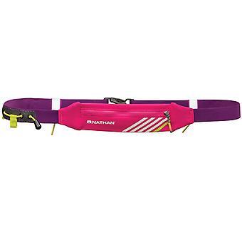 Nathan LightSpeed belt walking belt purple 4803NFFP